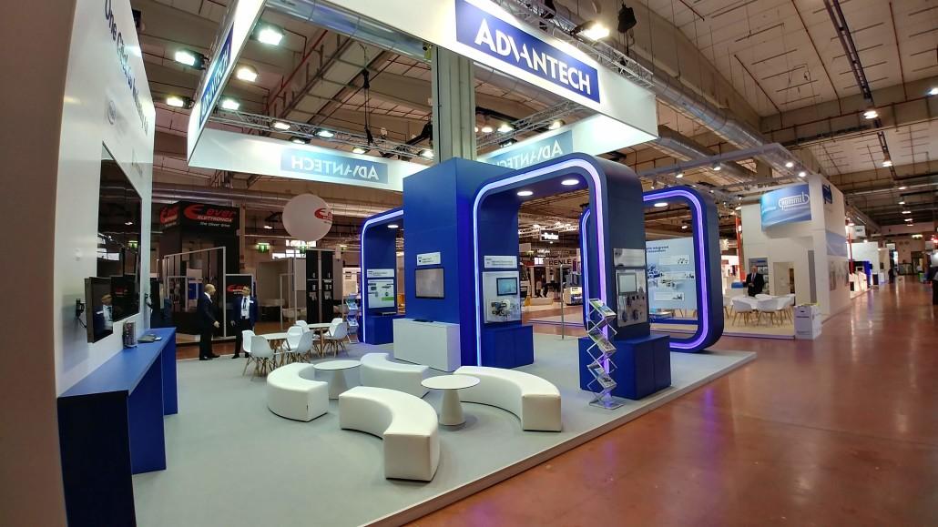 ADVANTECH Expo, Parma, ITALY
