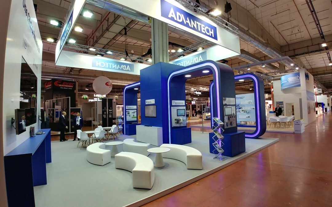 ADVANTECH Expo, Parma, ITALY
