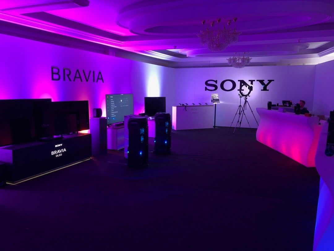 SONY, Training Days 2019, Jachranka, PL