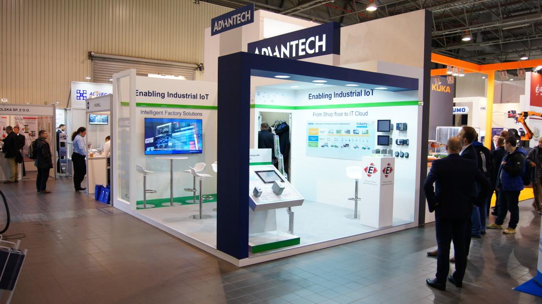 ADVANTECH Expo, Warsaw PL