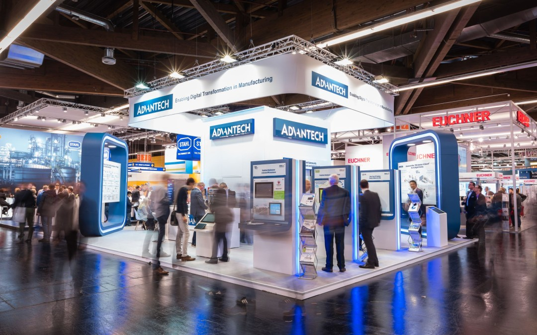 ADVANTECH SPS 2018, Nurnberg DE