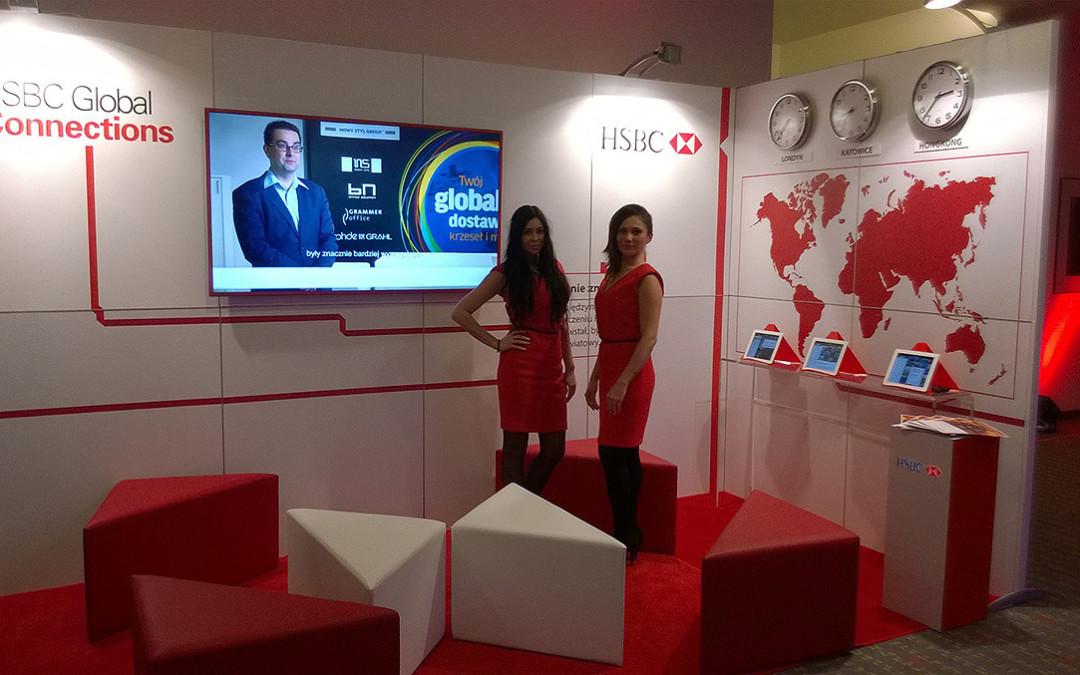 Konferencje dla HSBC