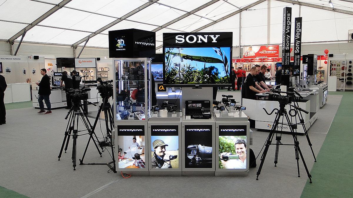 Targi FOTO VIDEO dla Sony