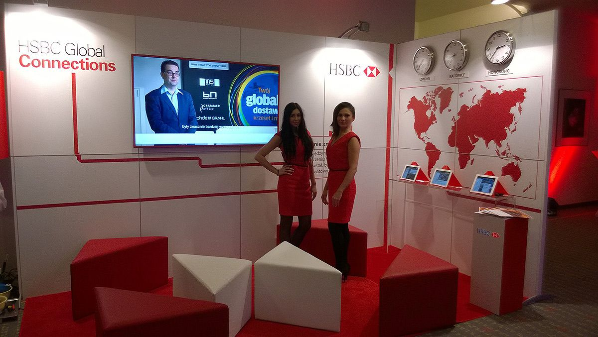 Conferences for HSBC