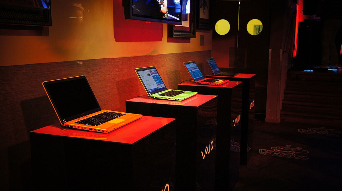 Event for VAIO